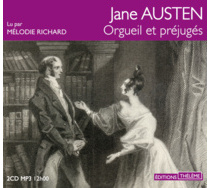 livre audio Jane Austin