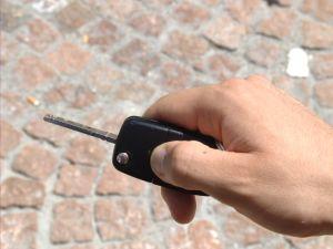 clé plip voiture