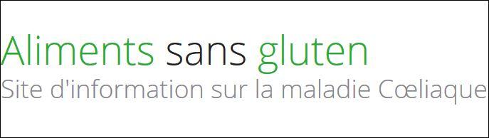 S'informer sur le gluten avec un site dédié pour les intolérants