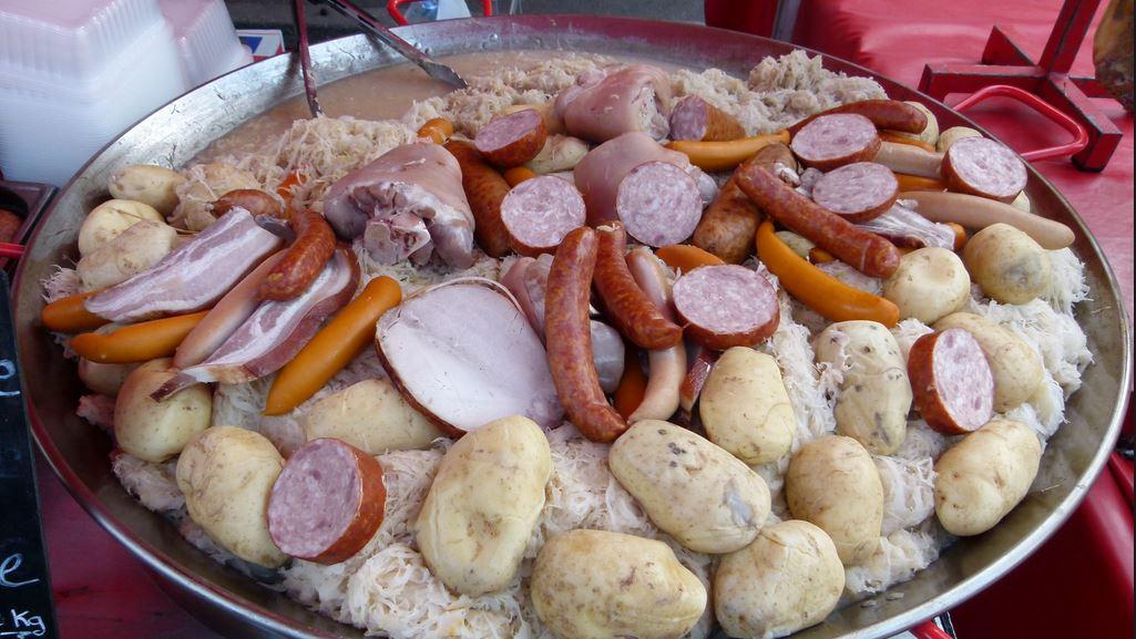La choucroute : le plat phare de la gastronomie alsacienne