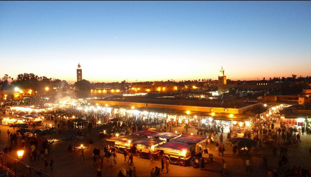 Plan Marrakech pour un séjour inoubliable