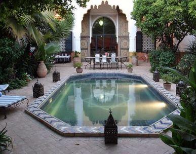 Riad Marrakech : un hébergement de charme aux installations modernes
