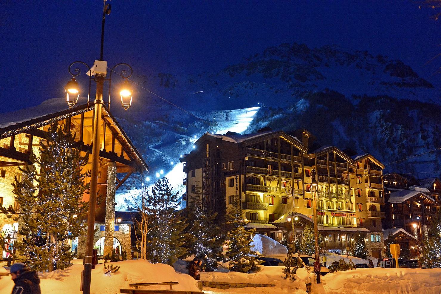Hôtel Val D'Isère 4 étoiles