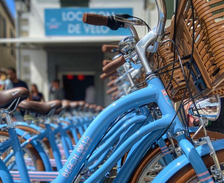 location vélo saint pierre d'Oléron